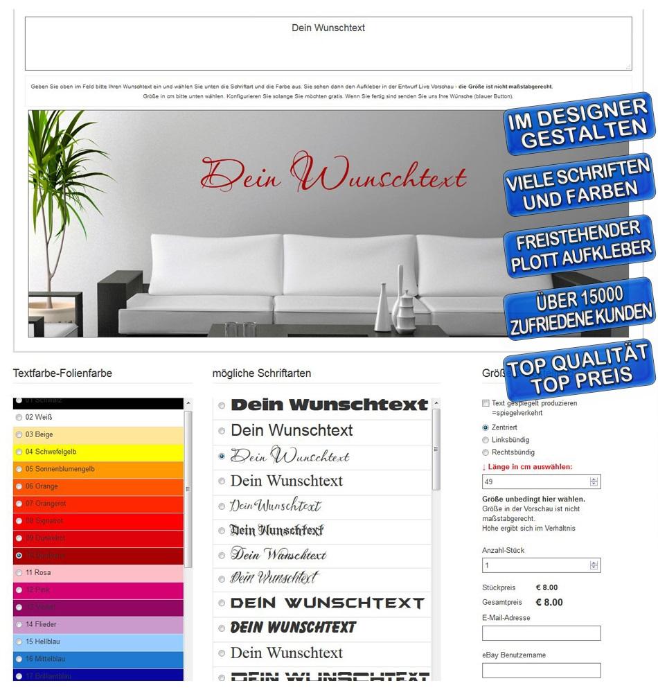 Innenarchitektur Wandtattoo Selbst Gestalten Günstig Foto Von Selber Designer