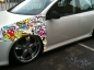 sticker bomb folien
