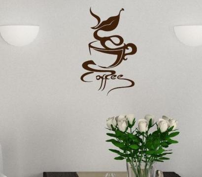 kaffee kuechen wandtattoo wandtattoos und wandaufkleber im online shop bestellen wand tattoo. Black Bedroom Furniture Sets. Home Design Ideas