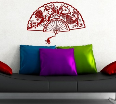 wandtattoo f cher wandtattoos im shop aufkleber bestellen. Black Bedroom Furniture Sets. Home Design Ideas