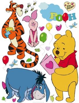 Winnie Pooh Kinderzimmer Deko : winnie pooh aufkleber