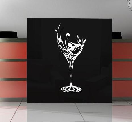 Schöne Küche Glas Wandtattoo Wandtattoos Und Wandaufkleber