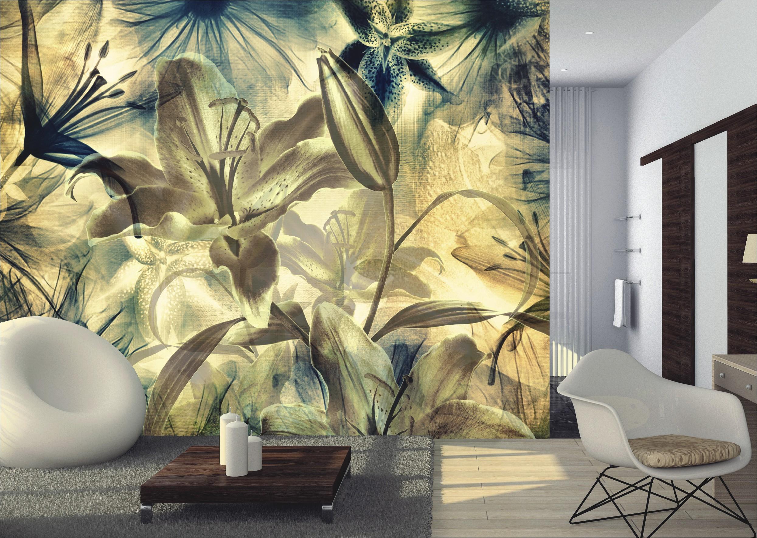 Foto Tapeten Blumen günstig aus Österreich kaufen | Wandgestaltung