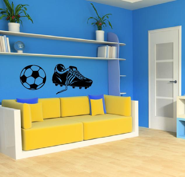 wandtattoo wandtattoos wandaufkleber online shop aufkleber sport. Black Bedroom Furniture Sets. Home Design Ideas