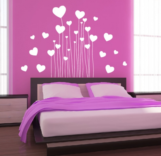 schlafzimmer pinke schlafzimmer deko pinke schlafzimmer. Black Bedroom Furniture Sets. Home Design Ideas