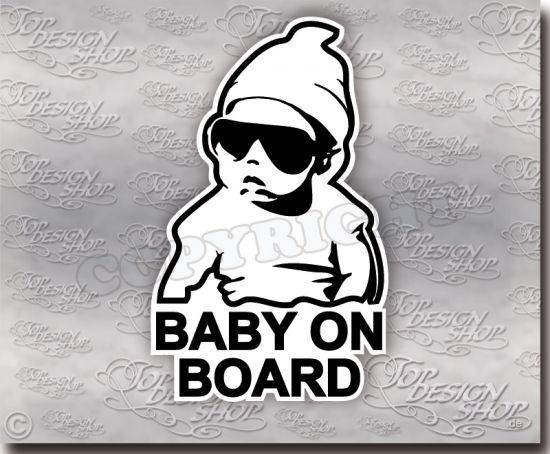 baby on board aufkleber babyaufkleber kinderaufkleber. Black Bedroom Furniture Sets. Home Design Ideas