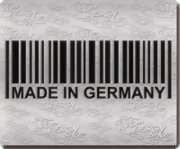 made in germany drift sticker