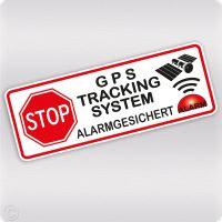 Alarm Aufkleber Gps Tracking Und Videoüberwachung Für Auto